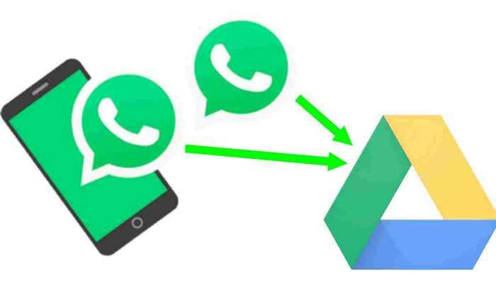 Cara Menyimpan atau Ekspor Pesan WA ke Drive Google
