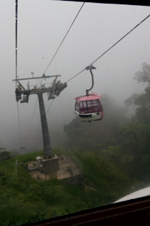 cable car in genting