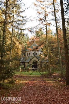 Mausoleum Familie von Behr