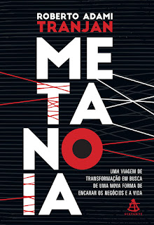 Metanoia, Roberto Adami Tranjan, Editora Sextante