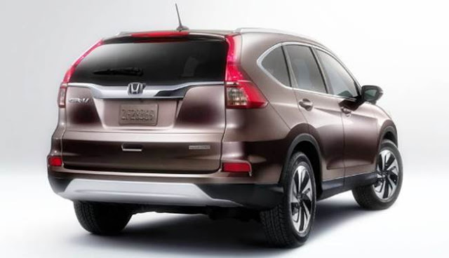 2019 Honda CRV Redesign, Rumors