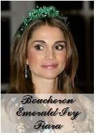 http://orderofsplendor.blogspot.com/2013/10/tiara-thursday-boucheron-emerald-ivy.html