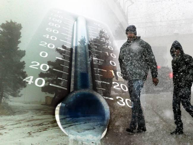 Έρχεται πτώση θερμοκρασίας και χειμώνας από τις αρχές Νοεμβρίου