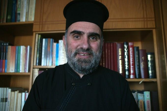 """Α΄ βραβείο Λογοτεχνίας στον ιερέα Ηλία Μάκο για το διήγημα """"Ματωμένη Επανάσταση"""""""