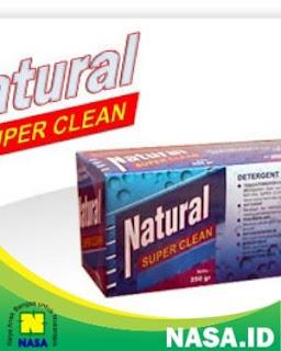 detergen organik