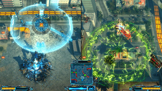 thumbnail screenshot indie game X-Morph: Defense