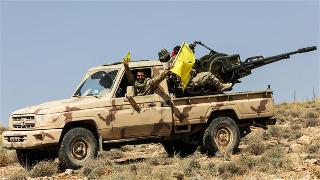 Hezbollah says mission accomplished in Arsal