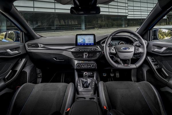 Interior Ford Focus ST Edition