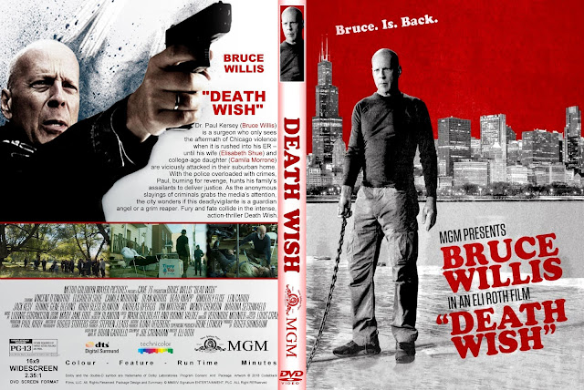 Death Wish DVD Cover