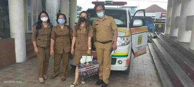 Pemkab Dairi Canangkan Vaksinasi Covid-19 di Balai Budaya
