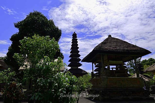 Pesona kesakralan Pura Taman Ayun Bali