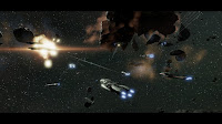 Battlestar Galactica: Deadlock Game Screenshot 4