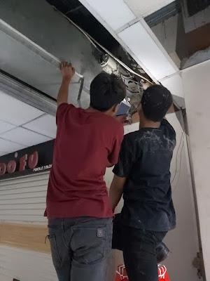 jasa service rolling door service murah jakarta selatan