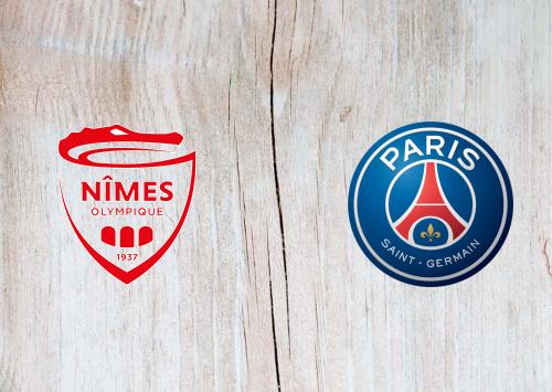 Nîmes vs PSG -Highlights 16 October 2020
