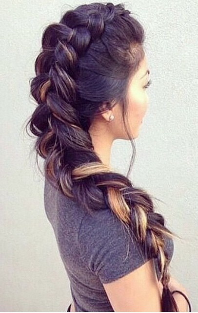 easy hairstyle idea