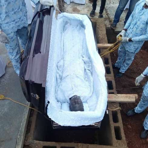 Nollywood Veteran Actor, Pa Kasumu Is Laid To Rest