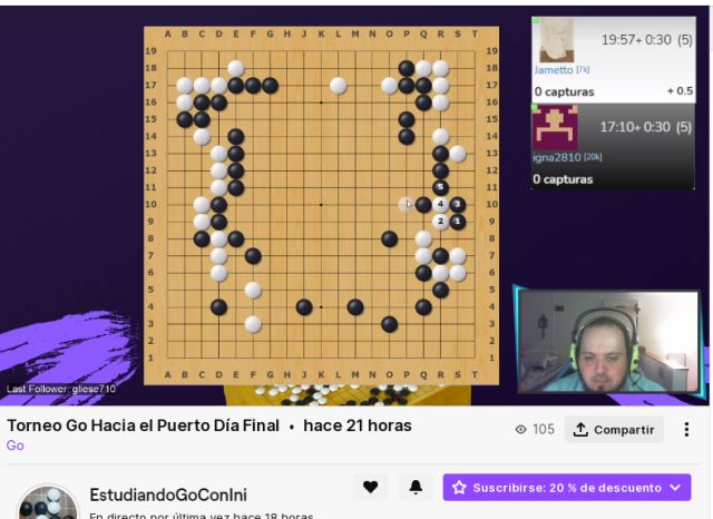 Torneo de Go