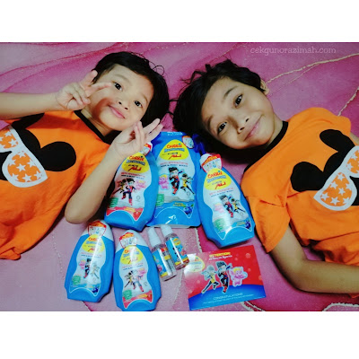 carrie bacbuster antibacterial, carrie junior bacbuster, carrie bacbuster bodywash, carrie bacbuster hand sanitizer