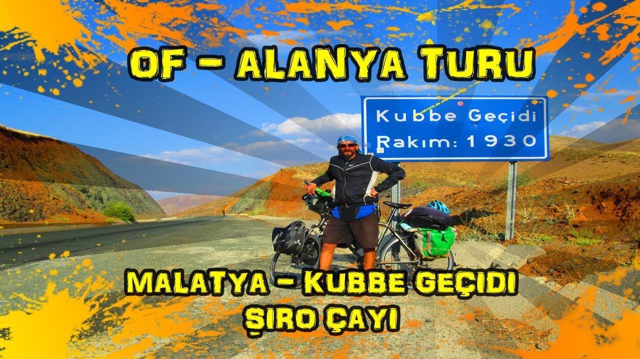 2019/09/14 Malatya ~ Kubbe Geçidi ~ Şiro Çayı