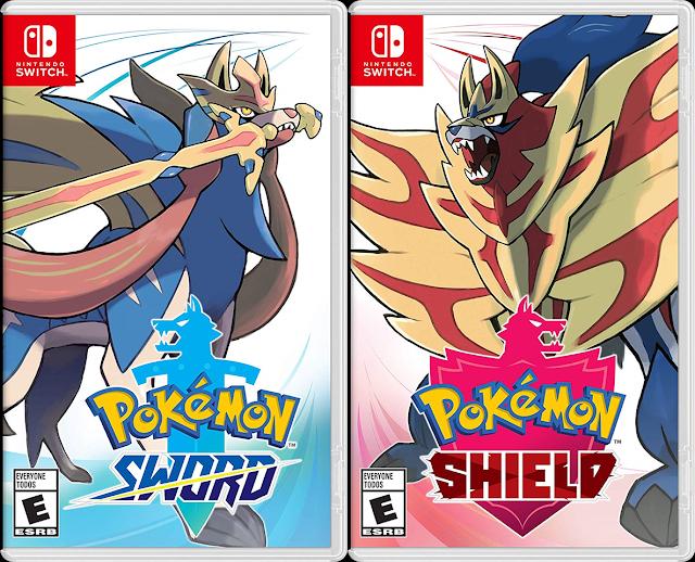Sword/Shield