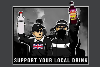 support your local drink