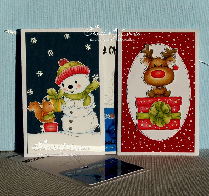 Car-D-elicious: Di's digi designs challenge - Holiday gifts