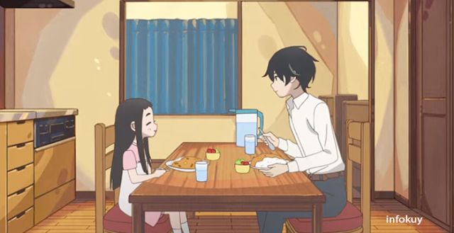 Sinopsis Kakushigoto (2020) - Ayahku Seorang Mangaka