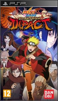 Naruto Shippūden Ultimate Ninja Impact (PSP) Español [MEGA]