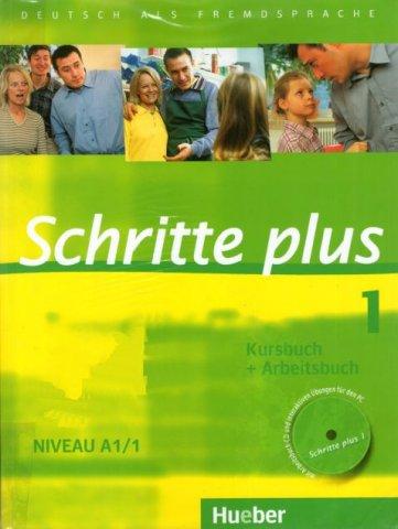 كتاب Schritte plus 1 مع الصوتيات
