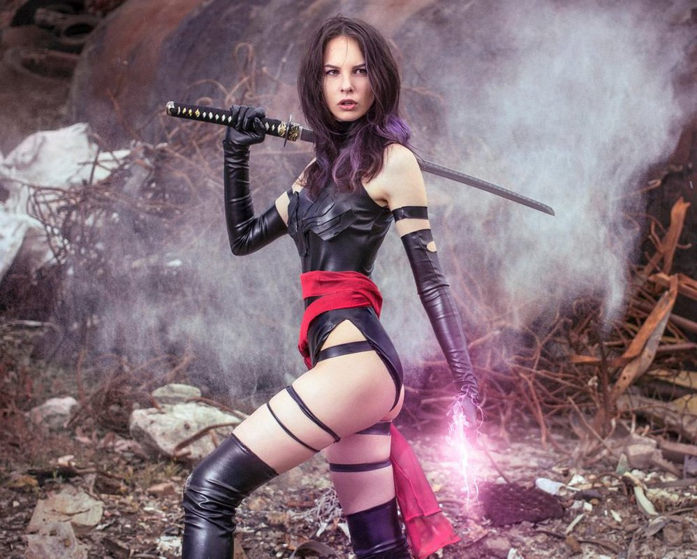 61 fotos de lindas cosplayers