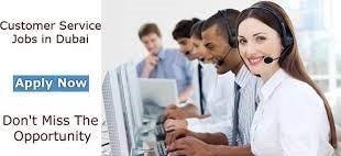 Customer Service Representative Recruitment in Dubai