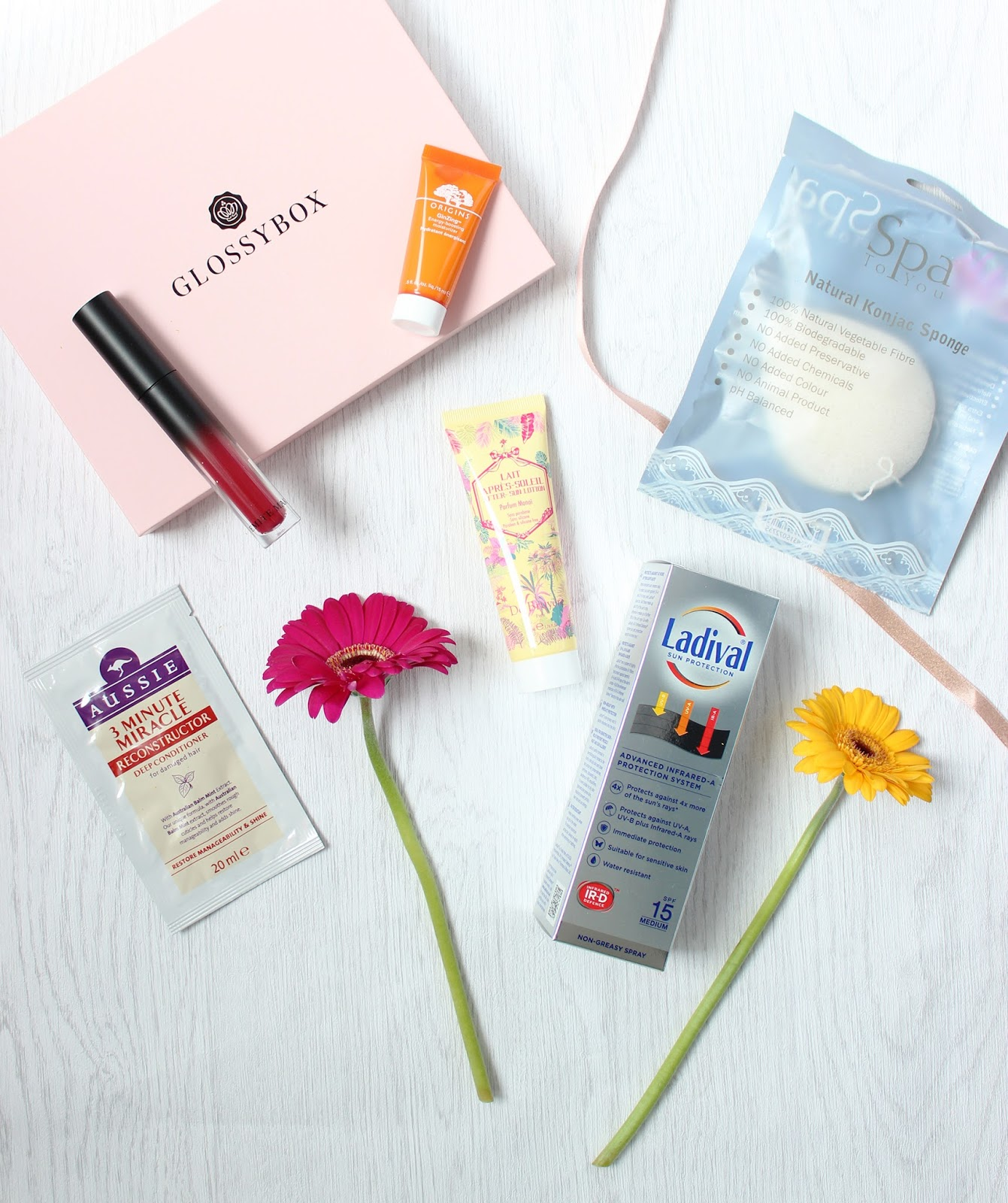 Glossybox UK June 2016 review and contents