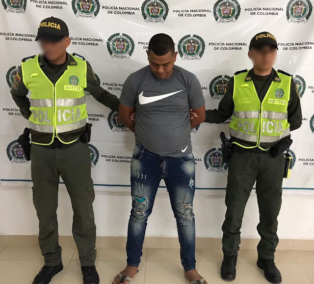 Uno de los más buscados en La Guajira cayó en Fonseca y era del combo de 'Los Majupay'