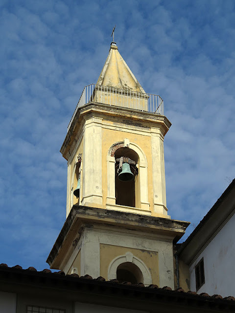 Bell tower of the church of Saint Julia, Livorno