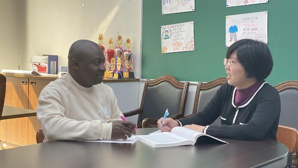 明道大學史瓦帝尼生環保紙創業 促成台史造紙產業合作