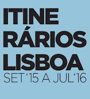 Itinerários de Lisboa - Set'15 a Jul'16