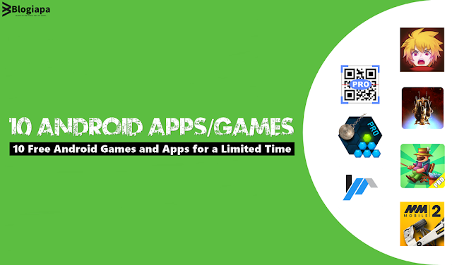 Download 10 Free Android Games and Apps