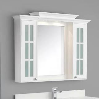 Mirror cabinet/medicine cabinet