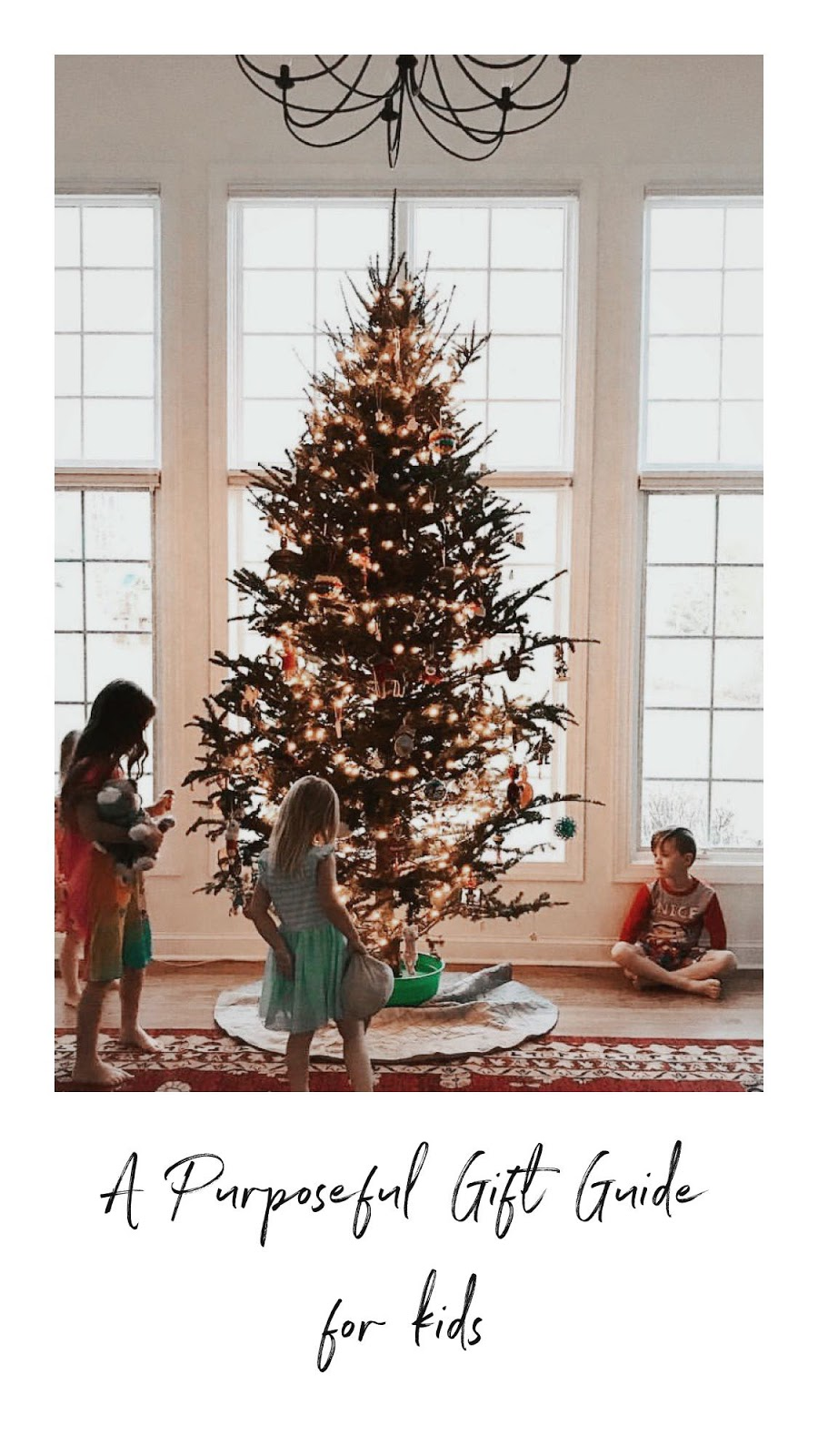 The Quick Journey: Gifting | Christmas Ideas for Kids