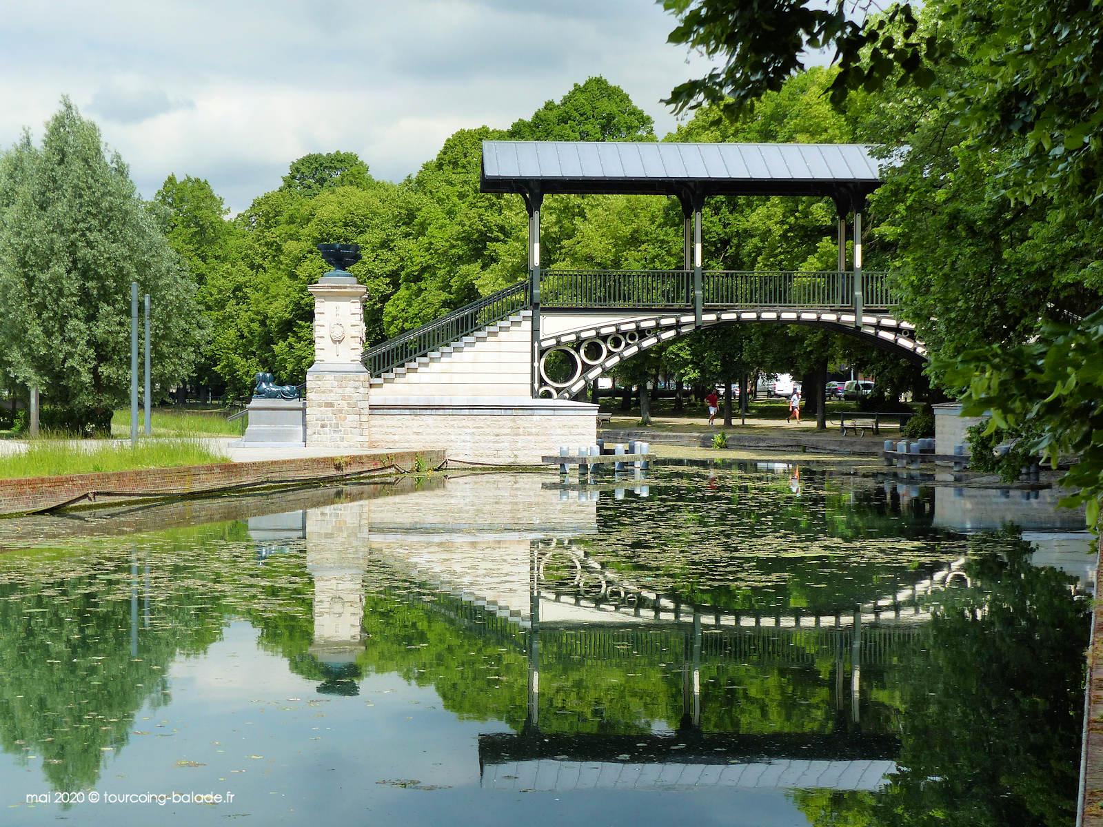 Pont Napoléon, Lille 2020