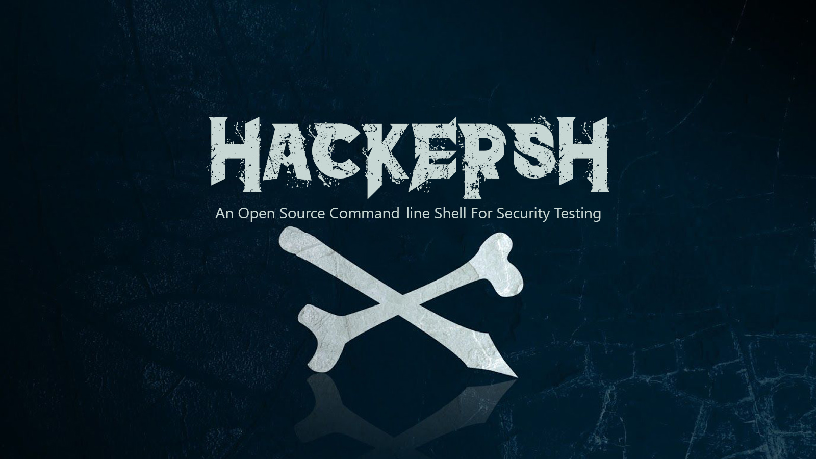 Hackersh Hacker Shell - Command-line Shell For Security Testing