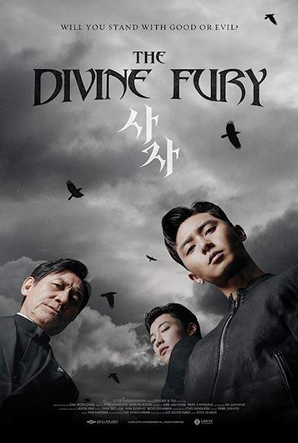 Sinopsis Film The Divine Fury (2019)