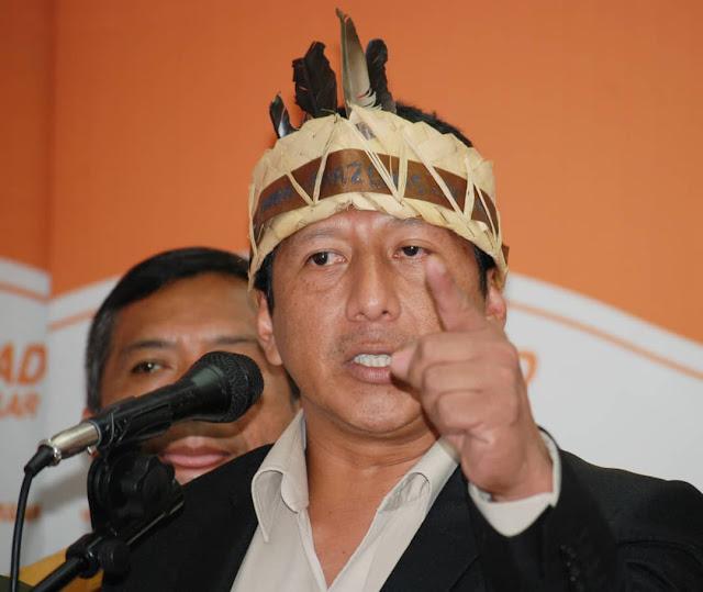 VENEZUELA: Diputado Romel Guzamana rechazó el total abandono en las comunidades indígenas venezolanas.