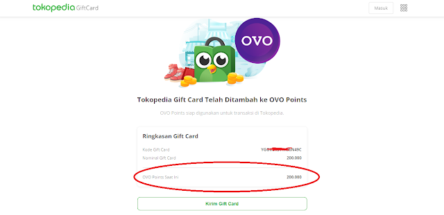 hadiah gratis dari yougov OVO points