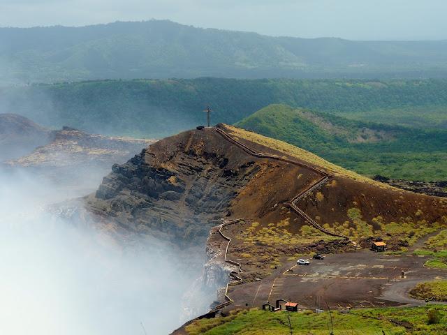 Masaya Volcano, Granada, Nicaragua