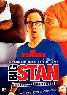 Big Stan: Arrebentando Na Prisão - BDRip Dual Áudio