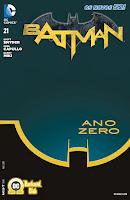 Os Novos 52! Batman #21