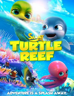 Ver Sammy and Co: Turtle Reef (2014) Gratis Online