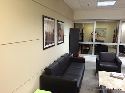 pintura de escritório