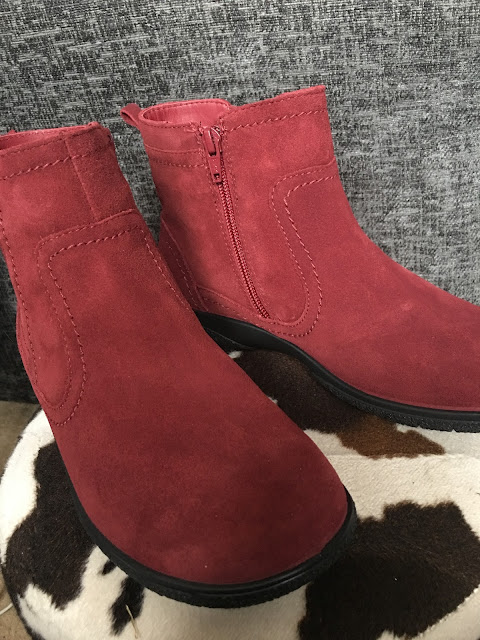 Ruby Kendal Goretex boots from Hotter shoes